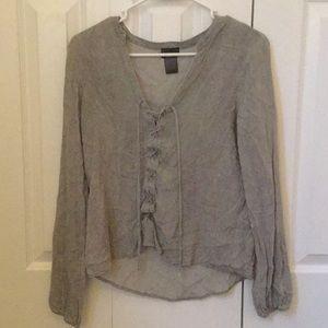 Women's rue21 long sleeve shirt